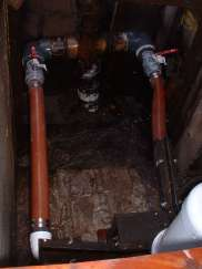 Nozzle piping photo
